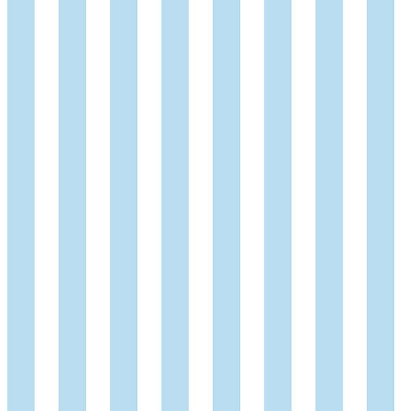 Light Blue Stripe Wallpaper Galerie Just 4 Kids G56025 ...