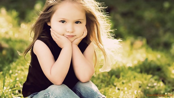 cute little girl wallpapers | Freshwallpapers - HD Wallpapers