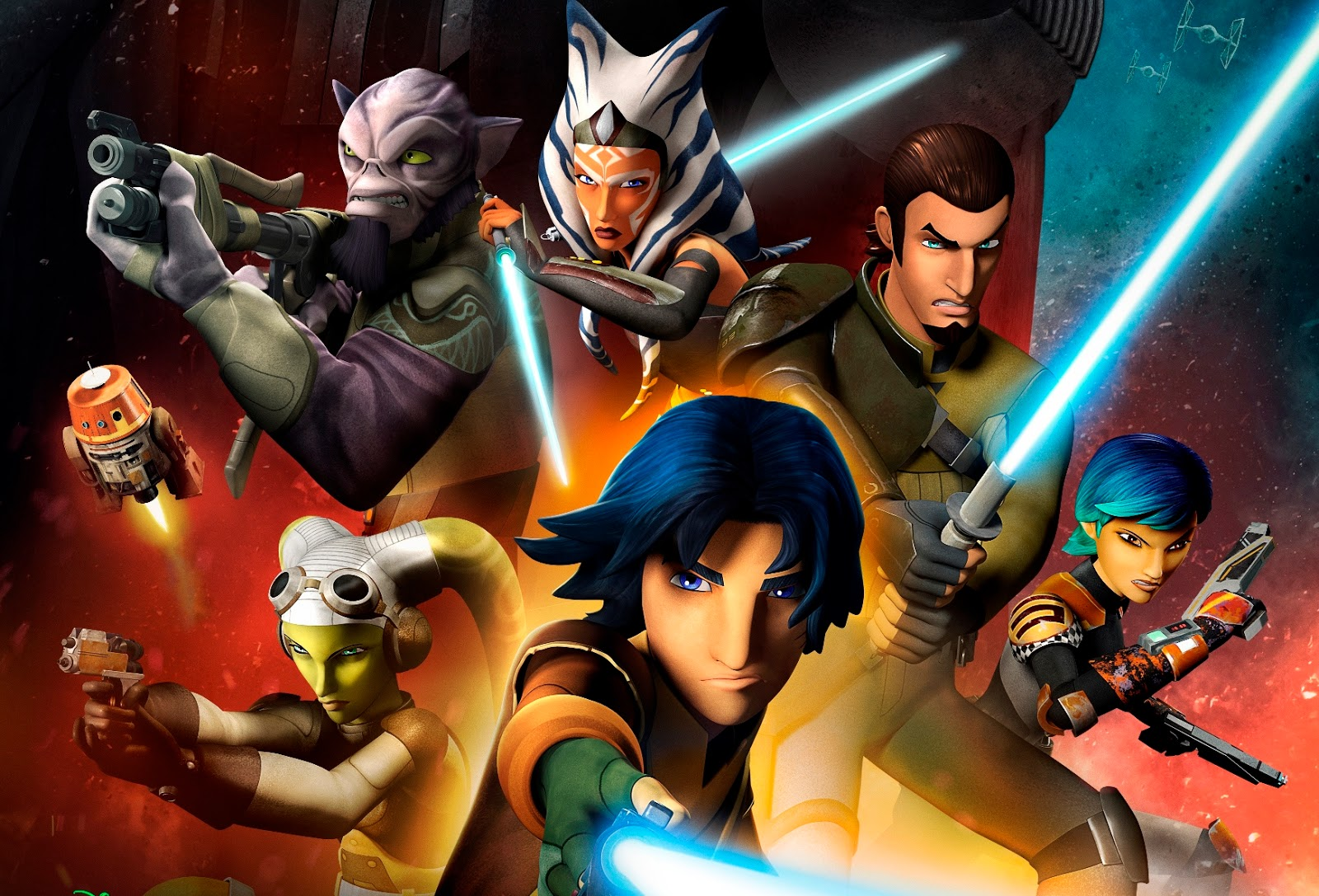 Download Star Wars Rebels Wallpaper Gallery