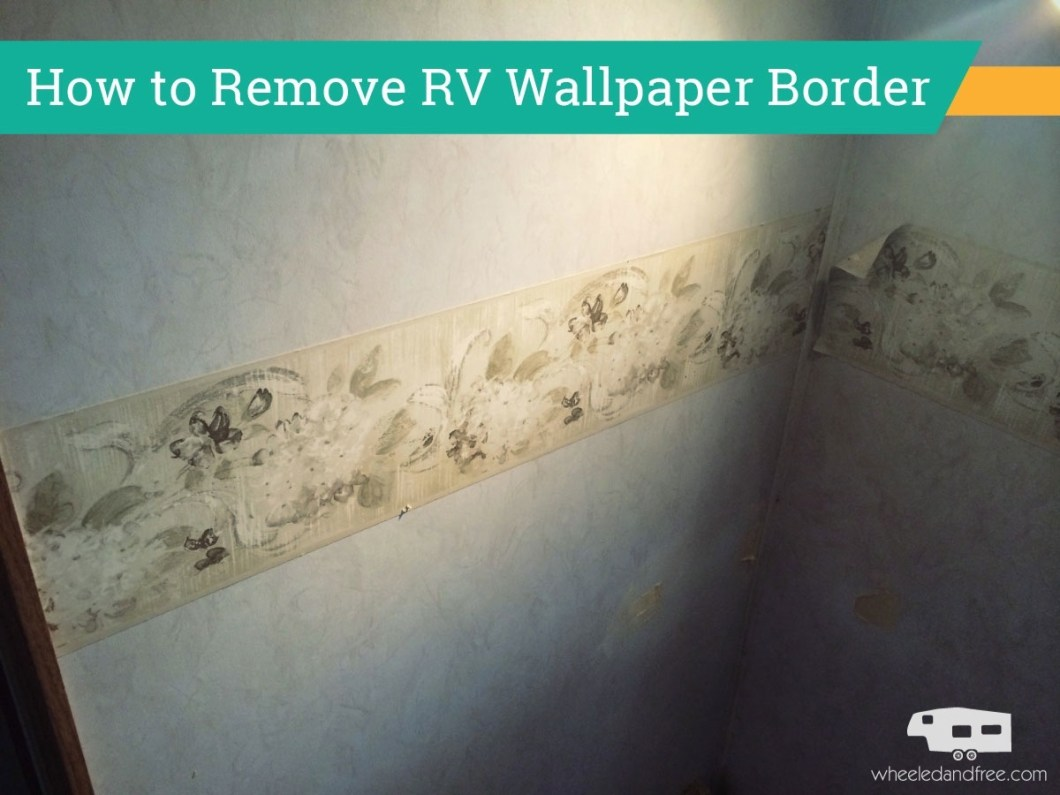 How To Take Down Wallpaper Border Gallery