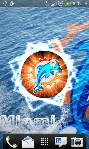 Download Miami Dolphins Live Wallpaper Gallery