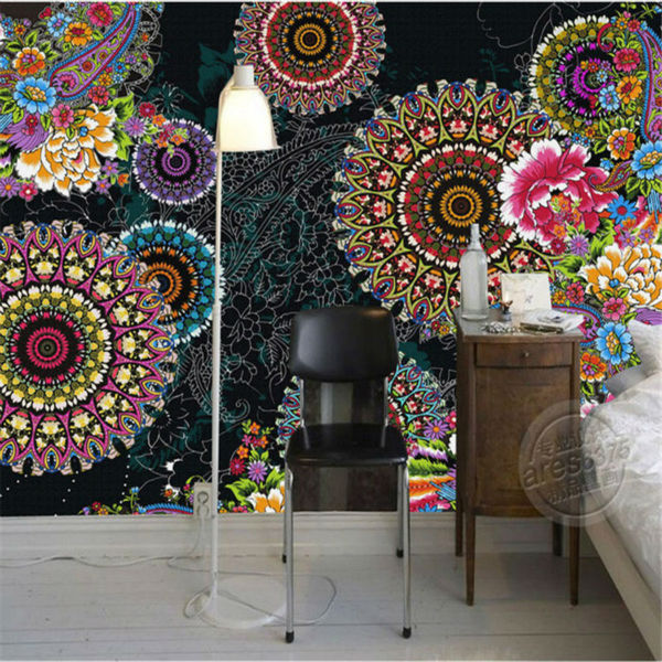 Download Paisley Wallpaper For Walls Gallery