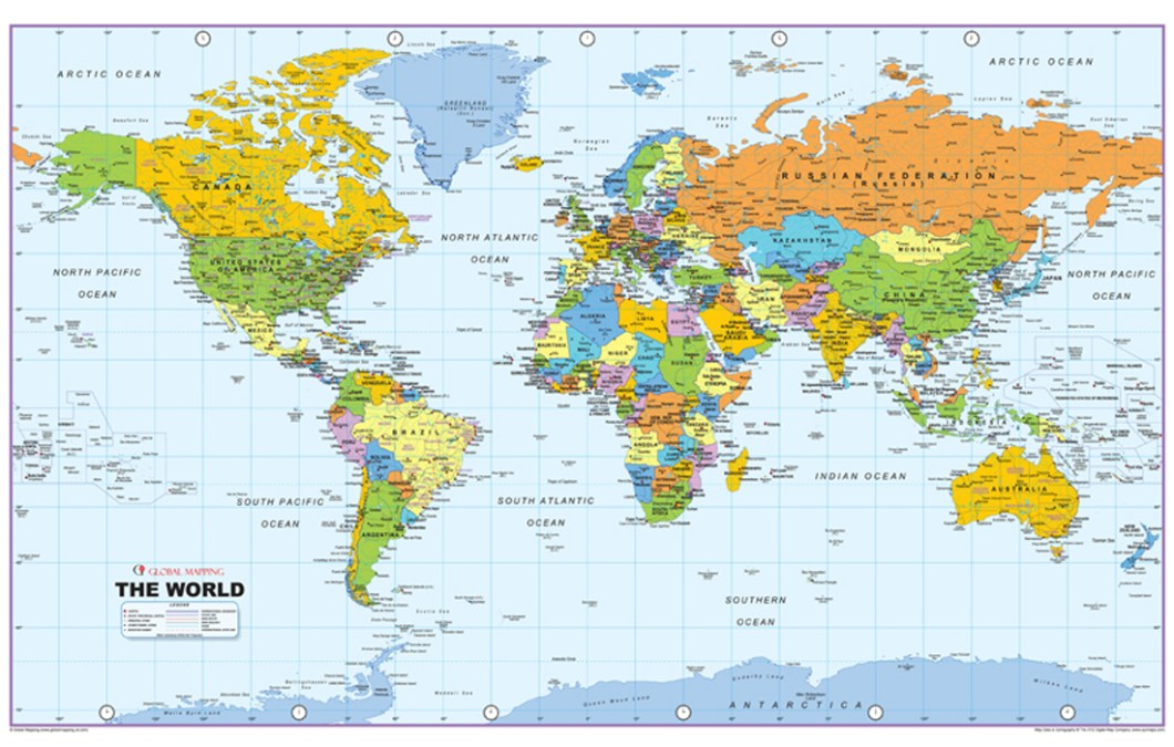 Hd images of world map wallpapergenk world map hd image timekeeperwatches gumiabroncs Choice Image