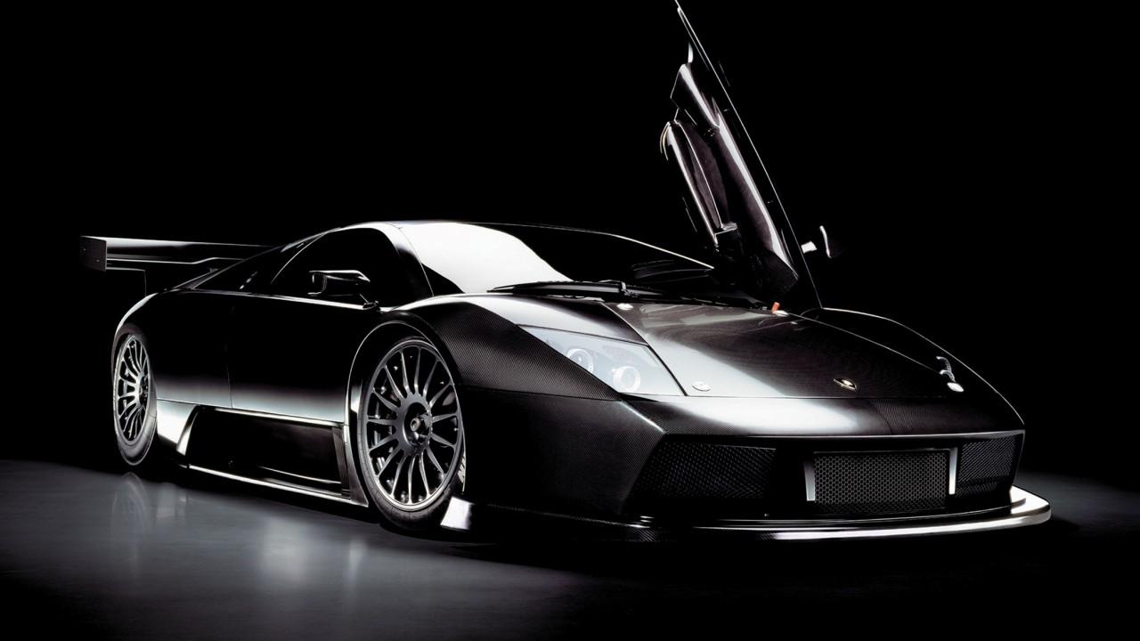 Close up of electric lamp against black background. Lamborghini 1080p Sports Car Super Cars Wallpapers 1280x720 Download Hd Wallpaper Wallpapertip