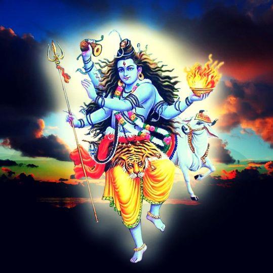 Lord Shiva Wallpapers For Mobile God Shiva Rudra Avatar - 800x800 - Download HD Wallpaper - WallpaperTip