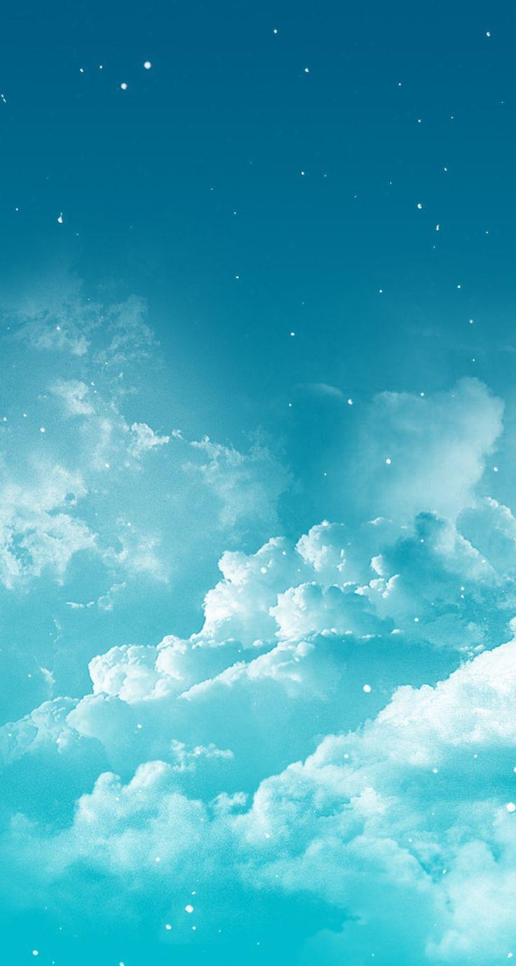 bleu clair fond d ecran ciel