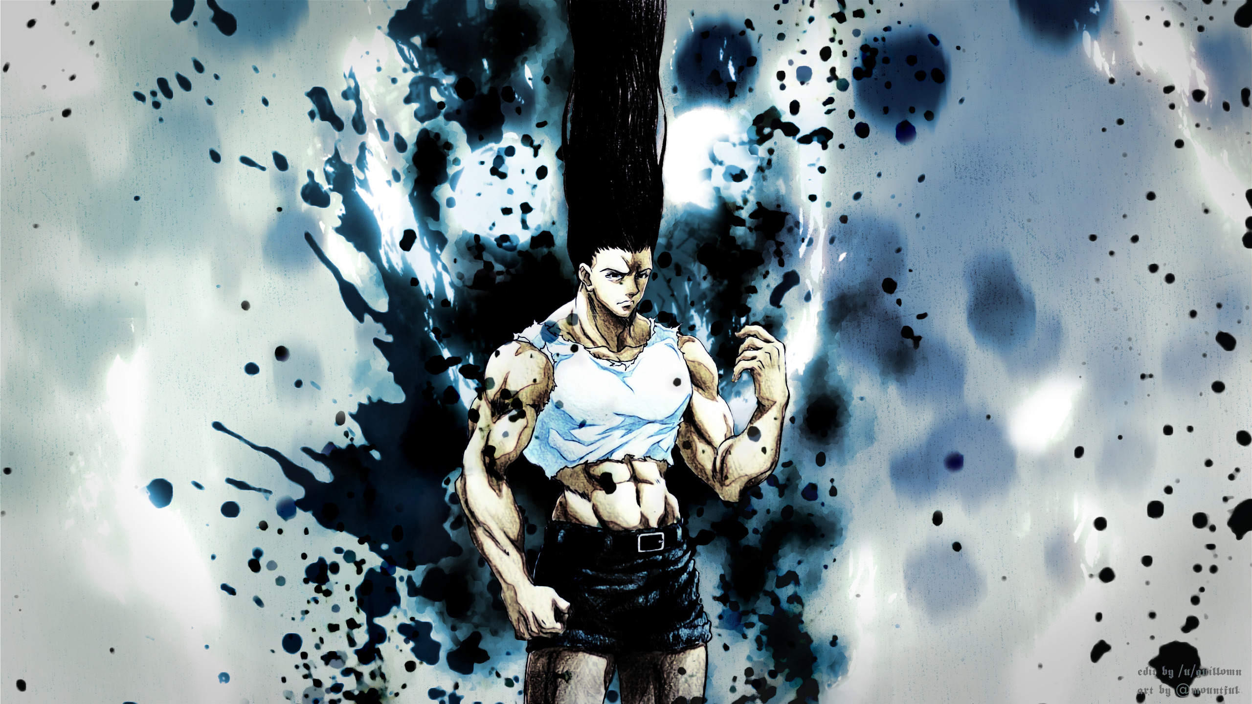 It is recommended to browse the workshop from wallpaper engine to find something you like instead of this. Hunter X Hunter Wallpaper Gon - 2560x1440 - Download HD ...