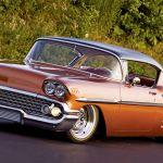 1958 Chevy Impala Wallpaper 1958 Chevy Hot Rod 1216x700 Download Hd Wallpaper Wallpapertip