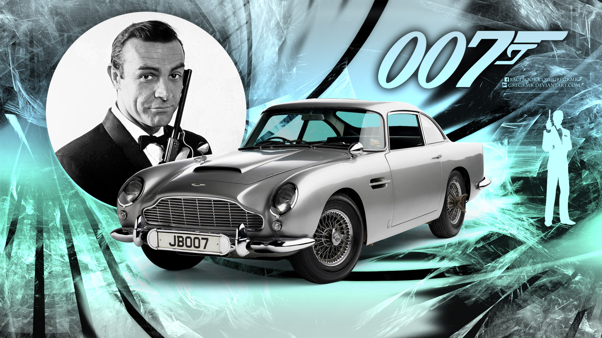 These 2006 aston martin dbs 007 casino royale wallpapers are free to download so go ahead. 496577 Title James Bond 007 Movie James Bond 007 Sean Connery James Bond Car 1920x1080 Download Hd Wallpaper Wallpapertip