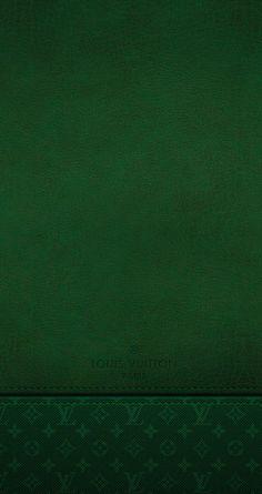 economiseur d ecran vert fonce fond d