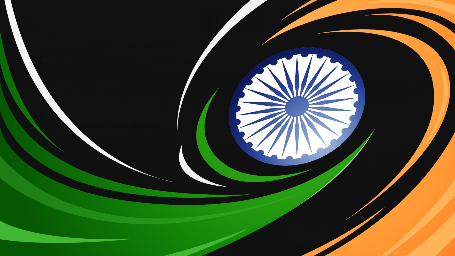 Indian Flag Hd Desktop Wallpaper Indian Flag Images For Desktop 1920x1080 Download Hd Wallpaper Wallpapertip
