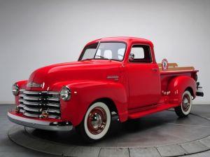 1950 Chevrolet 3100 Pickup HP 3104 truck retro g wallpaper