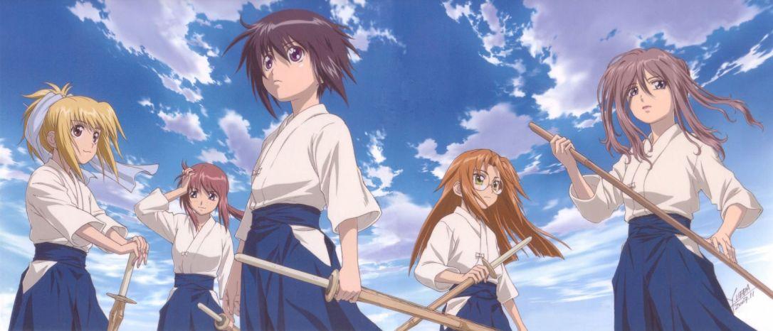 Anime Bamboo Blade