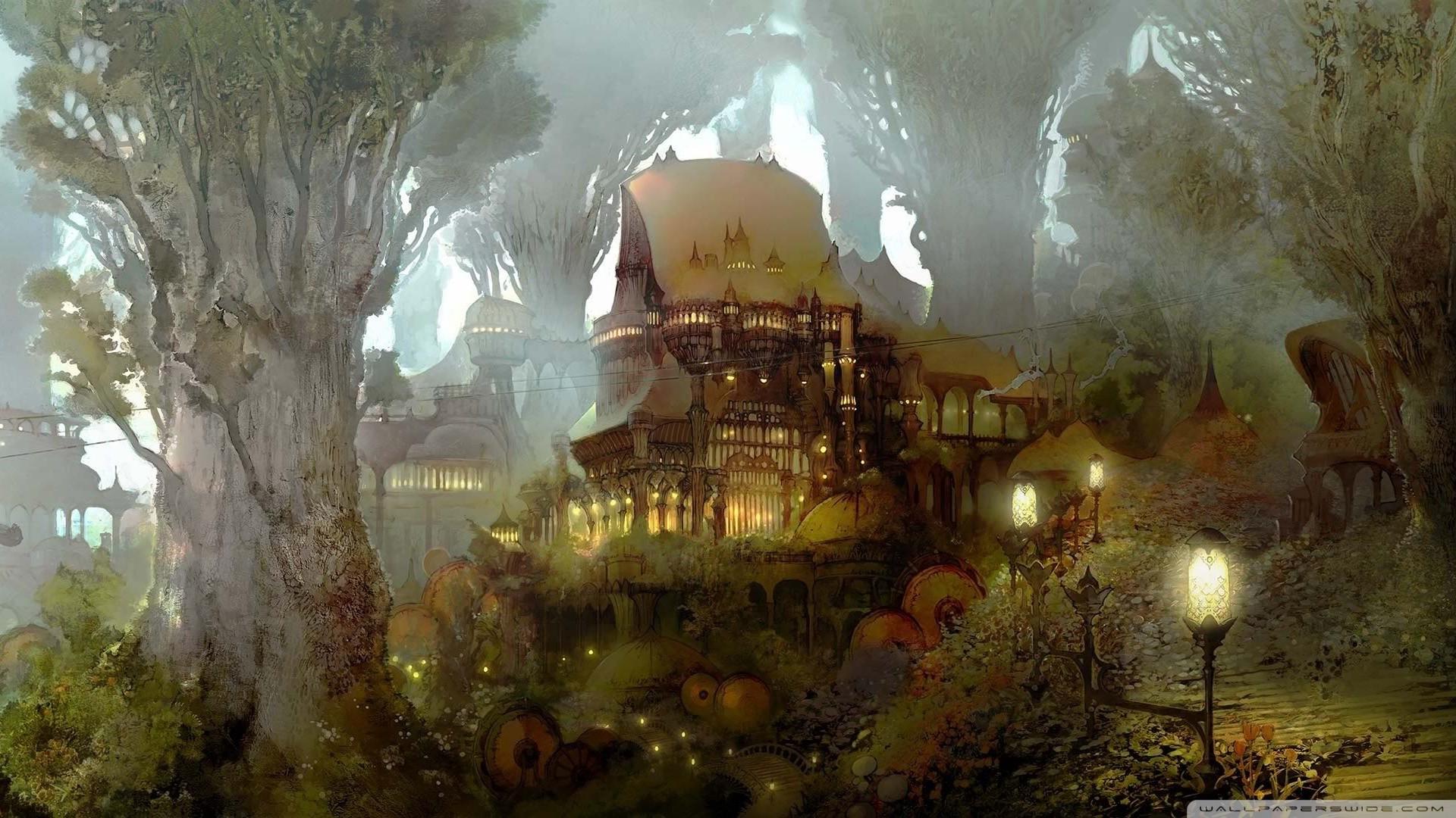 Final Fantasy Fantasy Art Wallpaper 1920x1080 226897