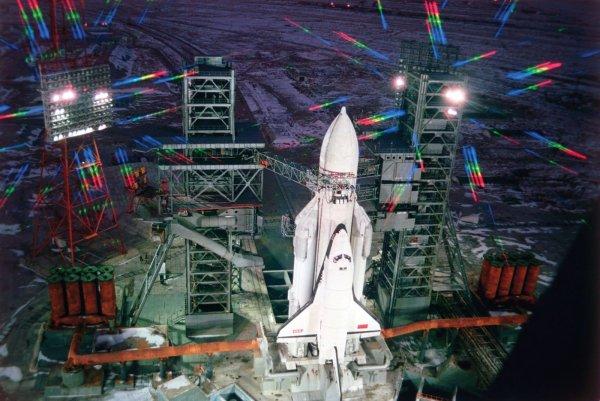 Space shuttle russian space cccp urrs soviet buran ...