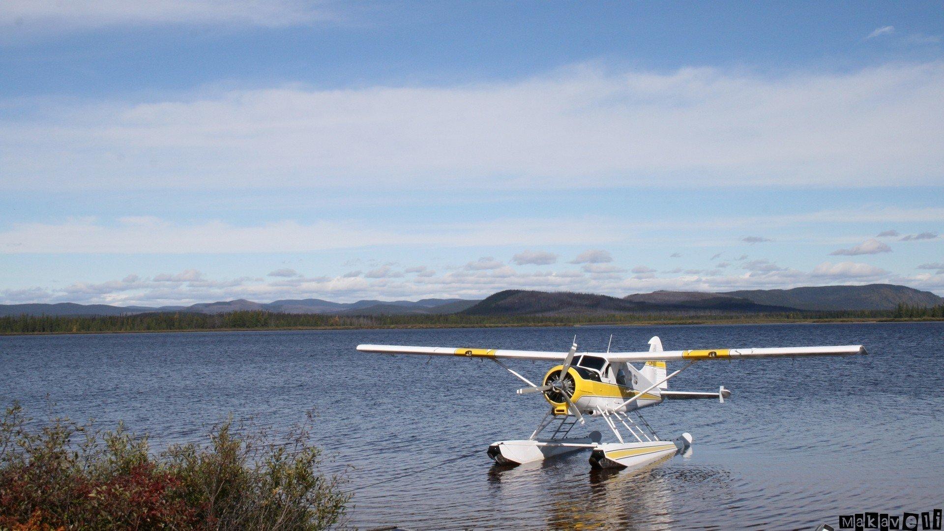 Havilland De Float Beaver