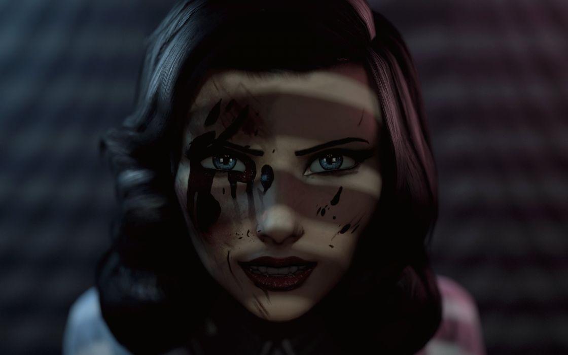 Baby Bioshock Elizabeth