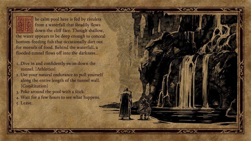 PILLARS-OF-ETERNITY fantasy rpg party-based pillars eternity ...