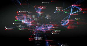 Anarchy puter cyber hacker hacking virus dark sadic inter wallpaper | 4000x2158 | 456583