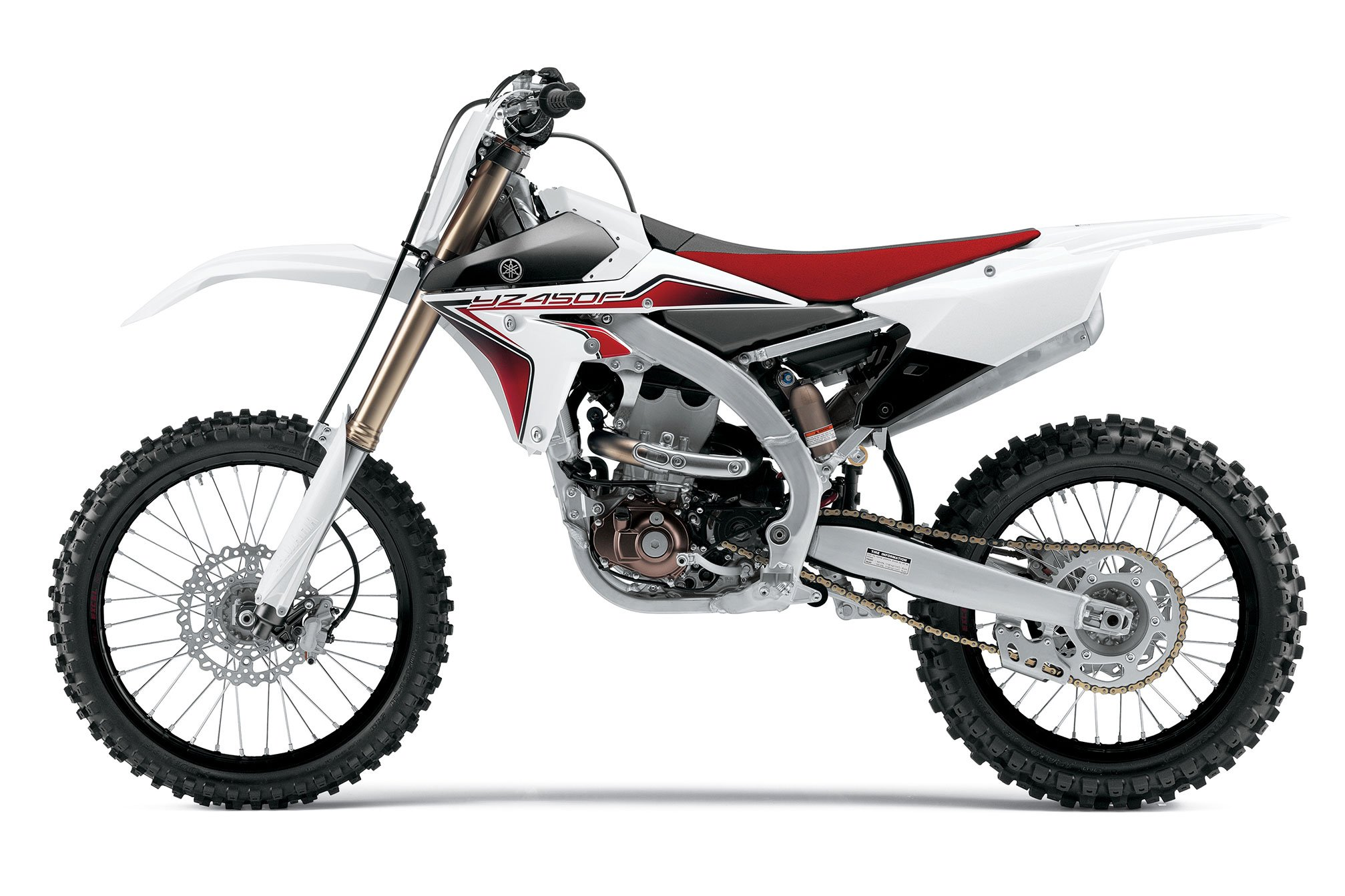 Yamaha Yz450f Motocross Dirtbike Moto Wallpaper