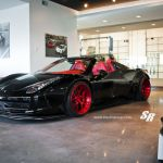 Liberty Walk Body Kit Ferrari 458 Spider Tuning Cars Wallpaper 1460x973 572396 Wallpaperup