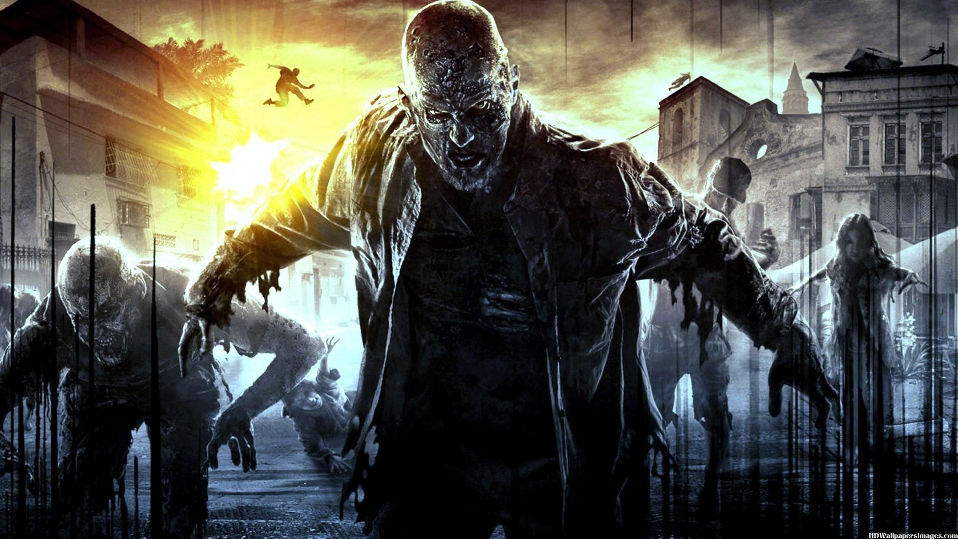 Zombie Apocalypse Dying Light