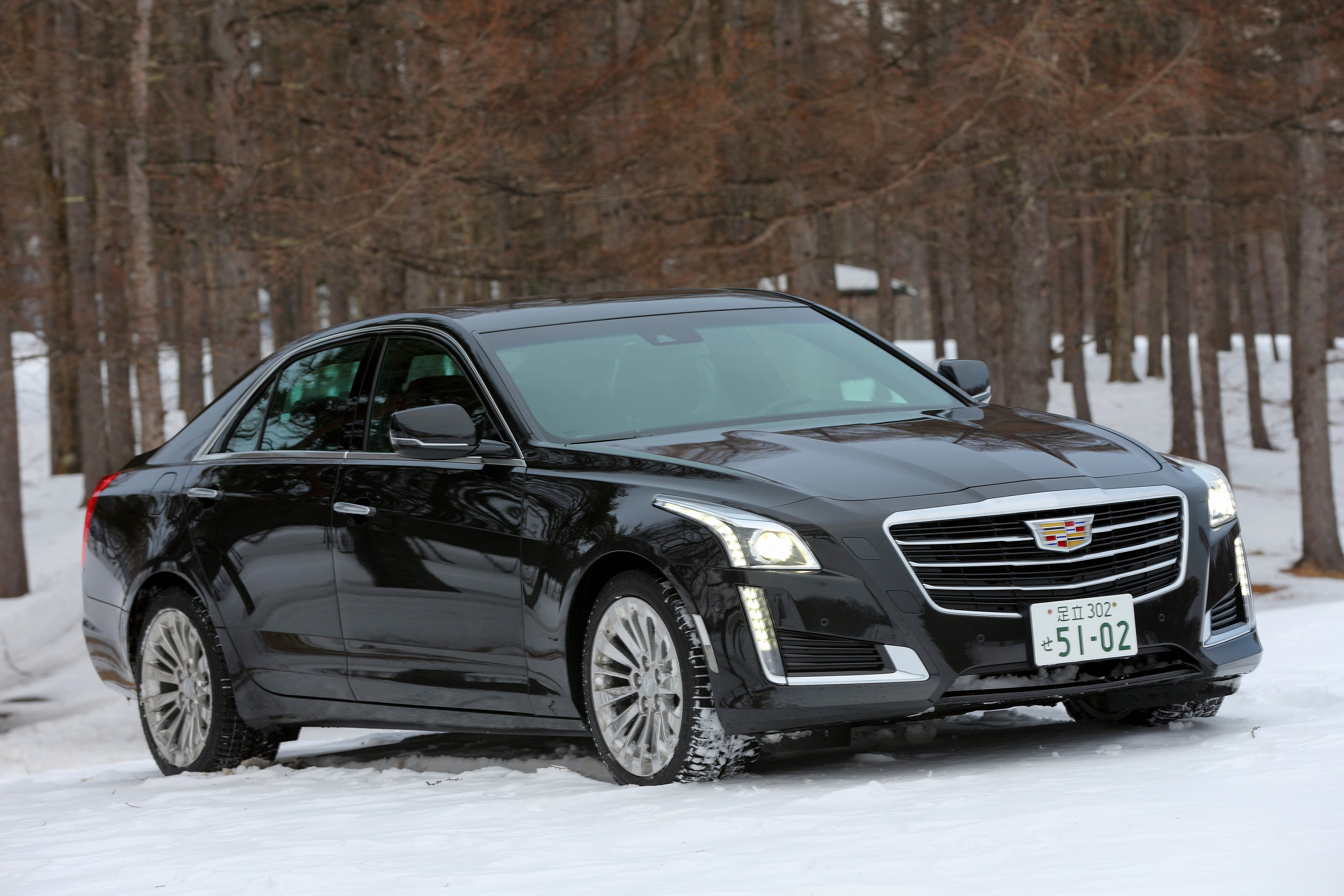 and alloy forged unveils sedan balanced challenge img sporty inch at time bold also meanwhile theme give rivals same wheels rear a horsepower german wields fascia naias look continue performance issues v cadillac aluminium the cts