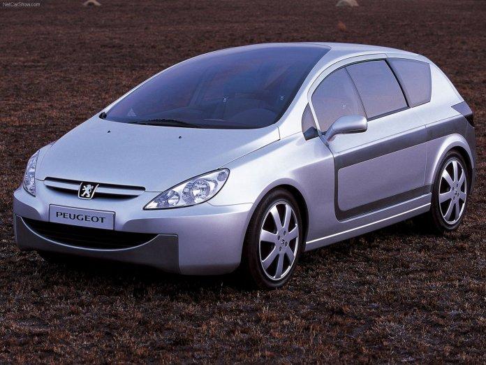 peugeot promethee concept cars 2000 wallpaper | 1600x1200 | 658927