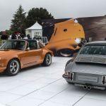 911 Cars Luxemburg Orange Porsche Singer Targa Wallpaper 1920x1080 1009931 Wallpaperup