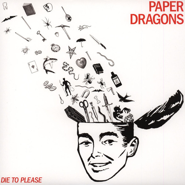 Paper Dragons - Die to Please LP