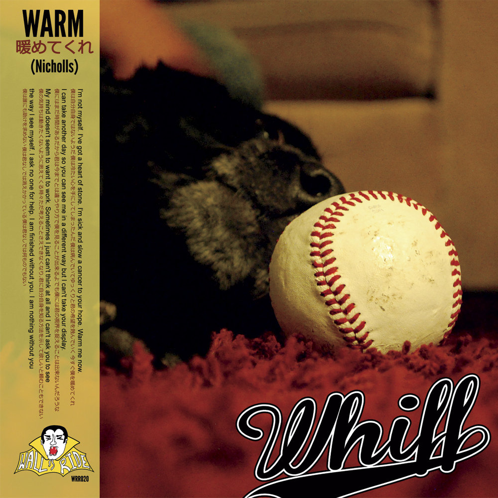 Whiff - Left at Princess/Warm