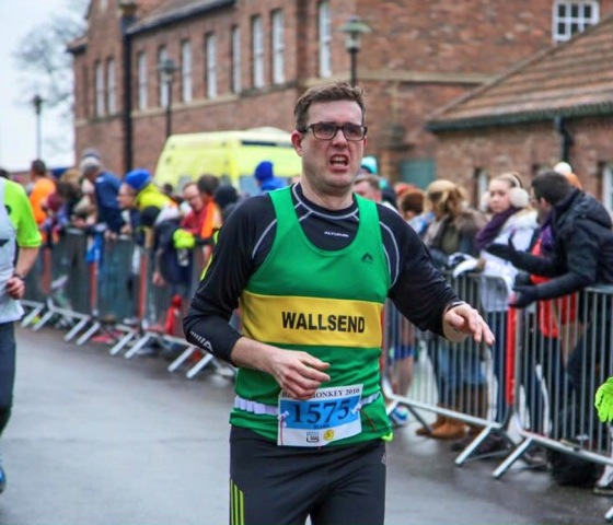 My Half Marathon Challenge – by Mark Summers – Wallsend Harriers