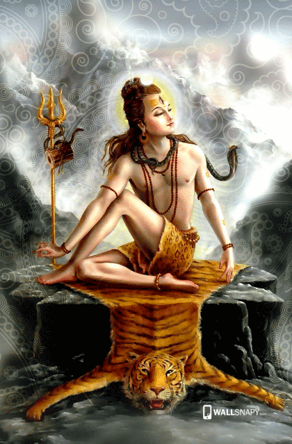 Angry Lord Siva Hd Wallpapers Primium Mobile
