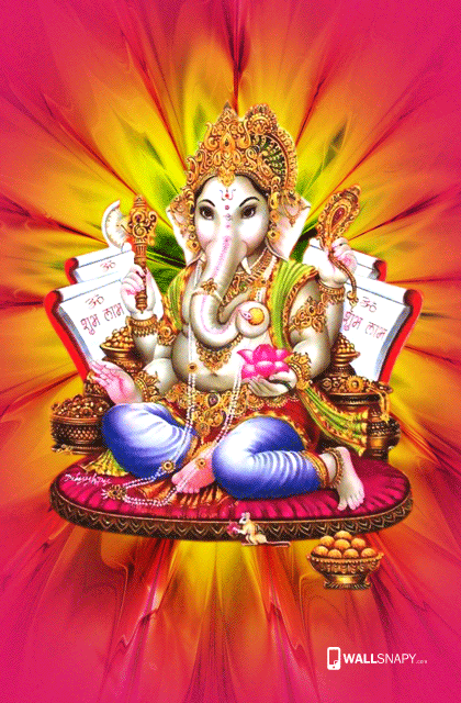 God Vinayagar With Book Hd Images Wallsnapy