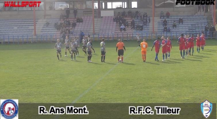 R. Ans-Montegnée – R.F.C. Tilleur