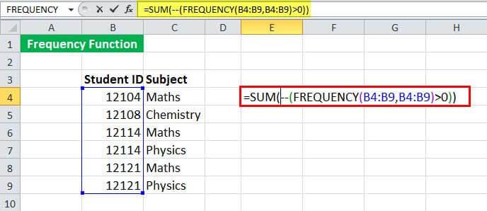Пример функции 2-1