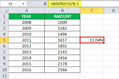 Excel Шаг 4
