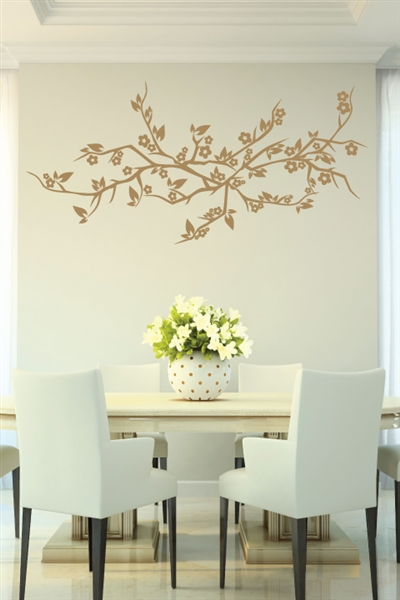 Wall Decals Cherry Tree