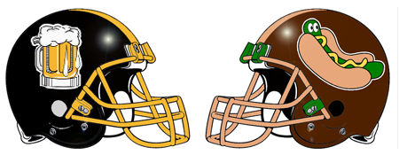 Things Fantasy Football Helmets