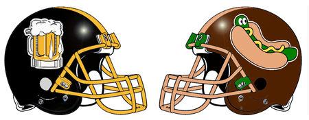 Things Fantasy Football Helmets