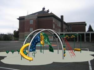 Mcdonald School Play Structure Wallyhood