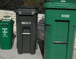 Seattle Garbage Cans