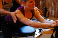 Karen & Sophia Seattle Pilates Gyrotonic