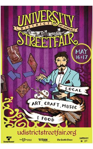 U-District Street Fair