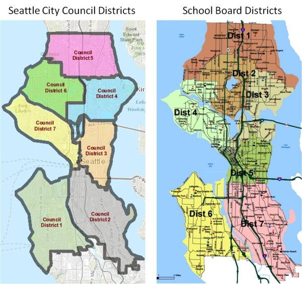 Interviewing Seattle School Board Candidates for District 2