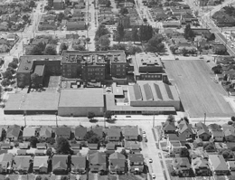 Lincoln HS 1960 (HistoryLink; SPS)