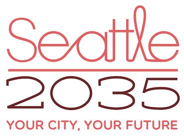 Seattle 2035 logo