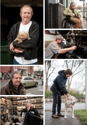 A small sample of photographs from Humans of Wallingford