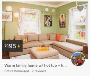 Airbnb clampdown | Wallyhood