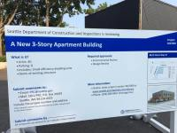 New Development at 46th and Stone Way